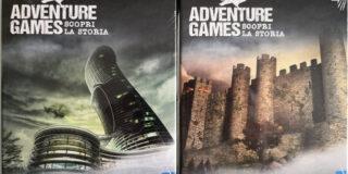 Adventure Games - Giochi Uniti - balenaludens