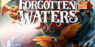 forgotten waters - asmodee - balenaludens
