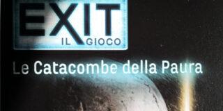 exit - le catacombe della paura - giochi uniti - balenaludens