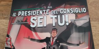 Il Presidente del Consiglio SEI TU! Librogame